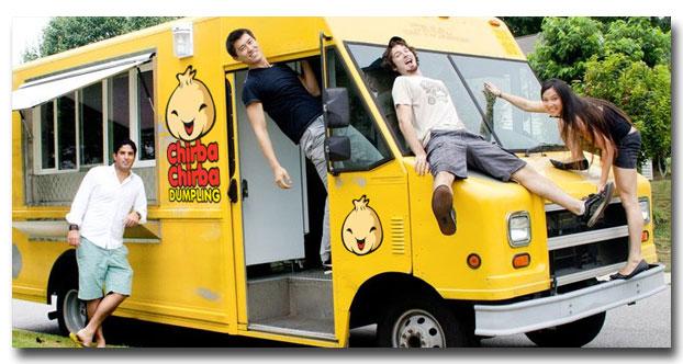 Chirba Chirba Dumpling Food Truck